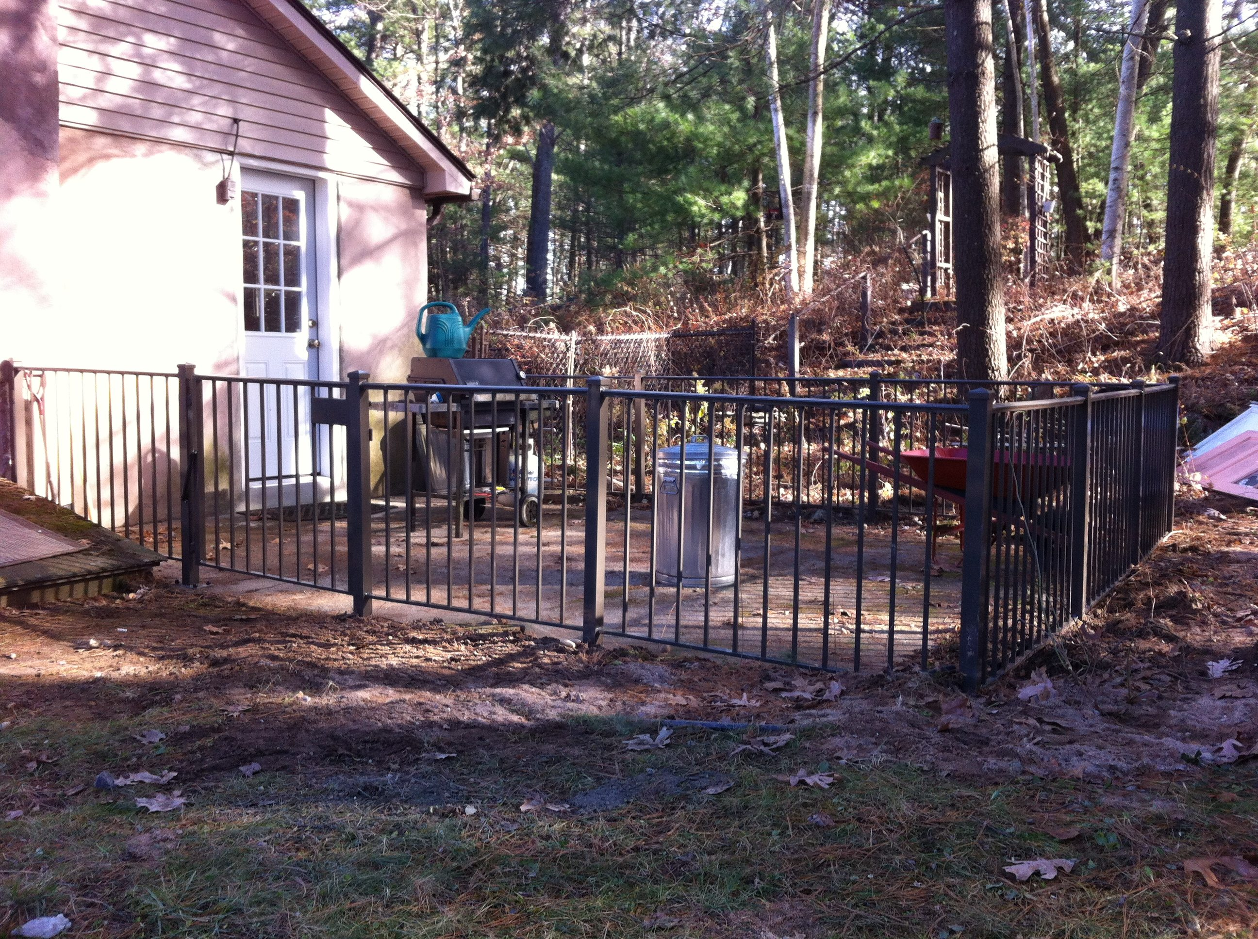 Custom Metal Railings Custom Railing Tech Springfield Ma